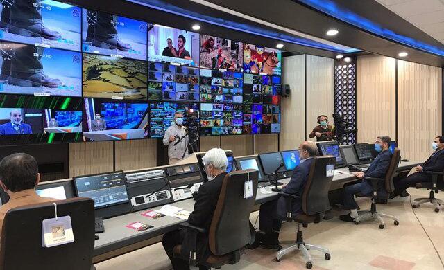 تولید برنامه های تلویزیونی