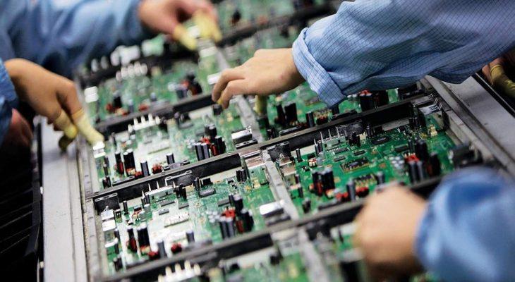 شرکتهای وابسته به الکترونیک