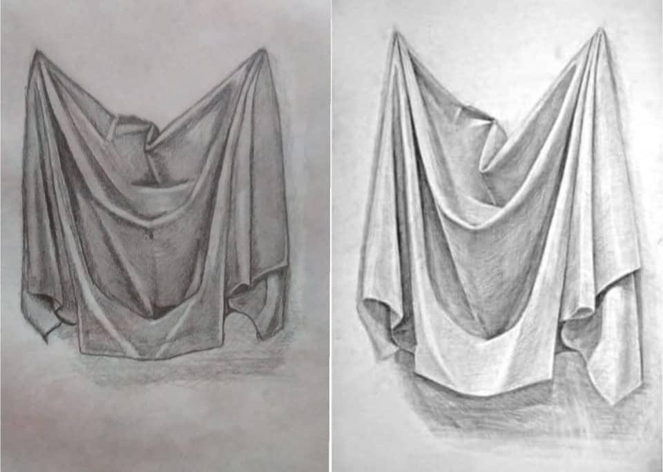 آثار برگزیده هنرجویان هنرستان الزهرا کرمان