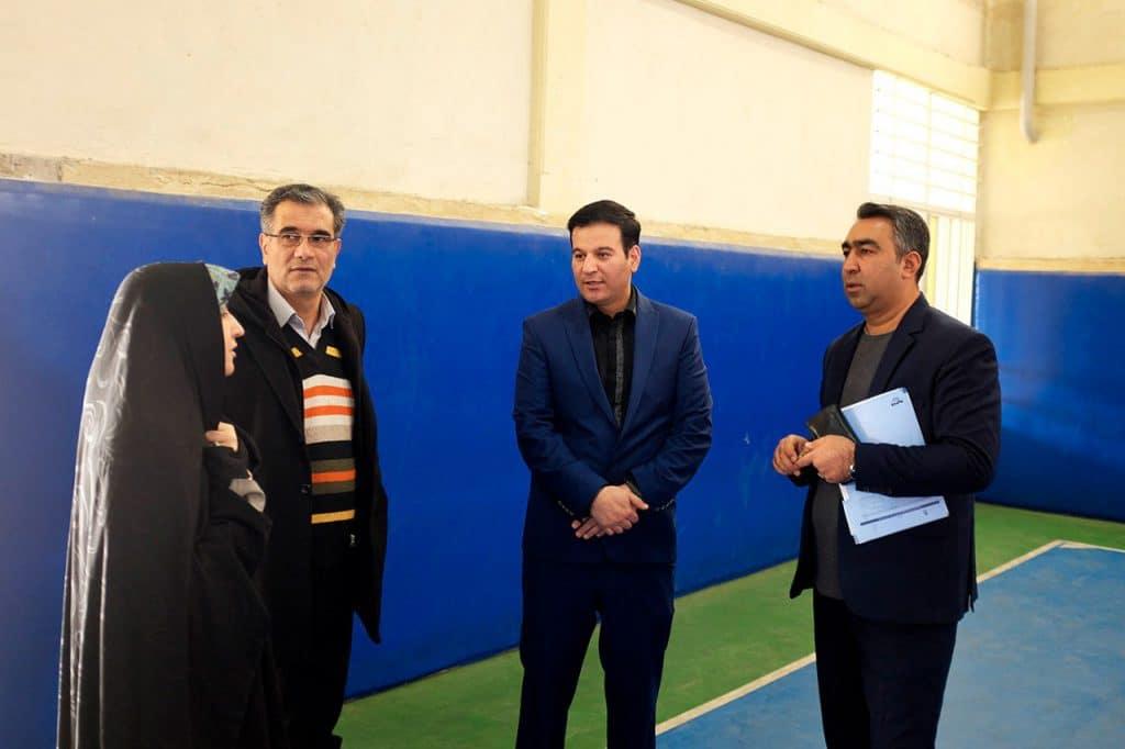 هنرستان شهید کاظمیان