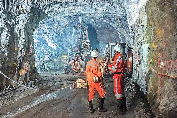 معرفی رشته معدن